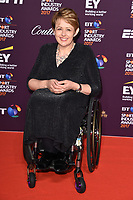 Dame Tanni Grey Thompson at the BT Sport Industry Awards 2017 at Battersea Evolution, London, UK. <br /> 27 April  2017<br /> Picture: Steve Vas/Featureflash/SilverHub 0208 004 5359 sales@silverhubmedia.com