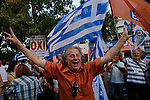 20150705. Greek referendum.