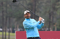 Thomas Aiken (RSA) on the 14th tee during Round 1 of the UBS Hong Kong Open, at Hong Kong golf club, Fanling, Hong Kong. 23/11/2017<br /> Picture: Golffile | Thos Caffrey<br /> <br /> <br /> All photo usage must carry mandatory copyright credit     (&copy; Golffile | Thos Caffrey)