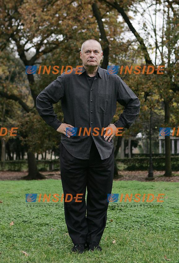 Jean- Pierre Jeunet.Photo Call - L'Esplosivo Piano di Bazil.Roma, 09 Dicembre 2010.Photo Serena Cremaschi Insidefoto.....