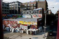 Williamsburg Brooklyn, New York.