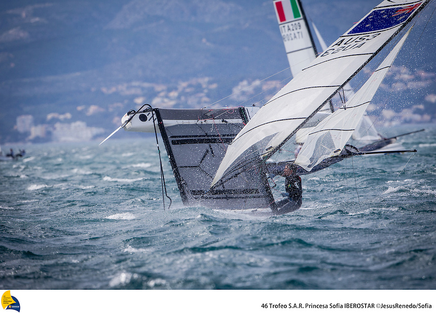 46th Princesa Sofia  IBEROSTAR Trophy , Palma de Mallorca, Spain, takes place between 28th of March and 4th April 2015. More than 1,000 competitors, including the 10 olympic classes , Dragon, 2.4m and Kite Boarding