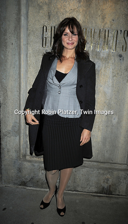 Florencia Lozano..at The ABC Daytime Casino Event on October 23, 2008 at ..Guastavinos in New York City. ....Robin Platzer, Twin Images