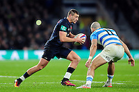 Jonny May of England  in possession. Old Mutual Wealth Series International match between England and Argentina on November 26, 2016 at Twickenham Stadium in London, England. Photo by: Patrick Khachfe / Onside Images