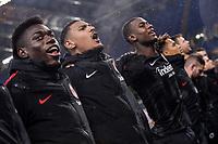20181213 Calcio Lazio Eintracht Frankfurt Europa League