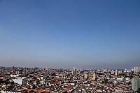SAO PAULO, SP, 31 DE JANEIRO 2012. CLIMA TEMPO. Vista do bairro do Jabaquara, regiao sul da capital paulista, na manha desta terca-feira, 31. FOTO: MILENE CARDOSO - NEWS FREE