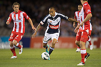 A-League - 2012 - Rd01 - Victory v Heart