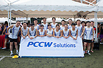 PCCW Solutions team during Swire Touch Tournament on 03 September 2016 in King's Park Sports Ground, Hong Kong, China. Photo by Marcio Machado / Power Sport Images