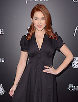 "01 February  - Hollywood, Ca - Renee Olstead. Arrivals for the Los Angeles special screening of ""The Choice"" held at Arclight Hollywood. Photo Credit: Birdie Thompson/AdMedia"