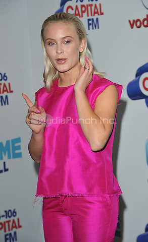 Zara Larsson at the Capital FM Summertime Ball in aid of the Help a London Child charity, Wembley Stadium, Wembley, London, England, UK, on Saturday 11 June 2016.<br /> CAP/CAN<br /> &copy;CAN/Capital Pictures /MediaPunch ***NORTH AND SOUTH AMERICA ONLY***