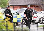 Armed Police Raid Rotherham