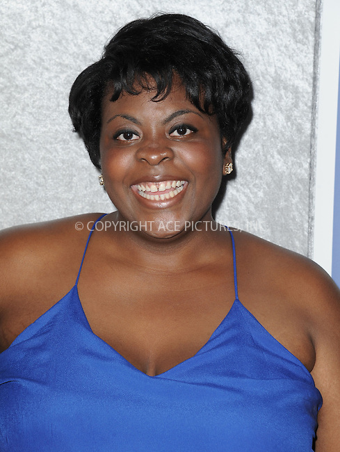 ACEPIXS.COM<br /> <br /> October 28 2014, LA<br /> <br /> Lateefah Holder arriving at the Los Angeles Premiere of HBO's 'Getting On' held at Avalon on October 28, 2014 in Hollywood, California.<br /> <br /> By Line: Peter West/ACE Pictures<br /> <br /> ACE Pictures, Inc.<br /> www.acepixs.com<br /> Email: info@acepixs.com<br /> Tel: 646 769 0430