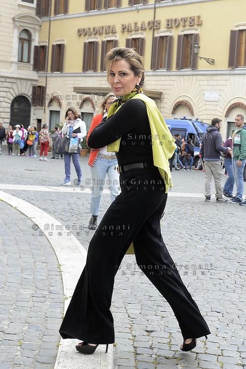 Roma, 30 Aprile 2015<br /> Daniela Santanch&egrave; entra in Parlamento.<br /> Votata le seconda fiducia alla Legge elettorale