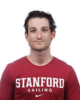 Stanford, CA - September 20, 2019: Chris Klevan, Athlete and Staff Headshots