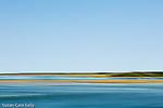 Coastal marshland in Ipswich, Massachusetts, USA
