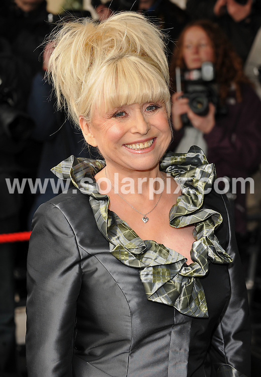**ALL ROUND PICTURES FROM SOLARPIX.COM**.**WORLDWIDE SYNDICATION RIGHTS**.Outside arrivals at the TRIC Awards 2010. Held at The Grosvenor House, Mayfair, London, UK. 9 March 2010..This pic: Barbara Windsor..JOB REF: 10867 SSD     DATE: 09_03_2010.**MUST CREDIT SOLARPIX.COM OR DOUBLE FEE WILL BE CHARGED**.**MUST NOTIFY SOLARPIX OF ONLINE USAGE**.**CALL US ON: +34 952 811 768 or LOW RATE FROM UK 0844 617 7637**