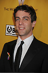 BEVERLY HILLS, CA. - January 17: B.J. Novak arrives at The Weinstein Company 2010 Golden Globe After Party at The Beverly Hilton Hotel on January 17, 2010 in Beverly Hills, California.