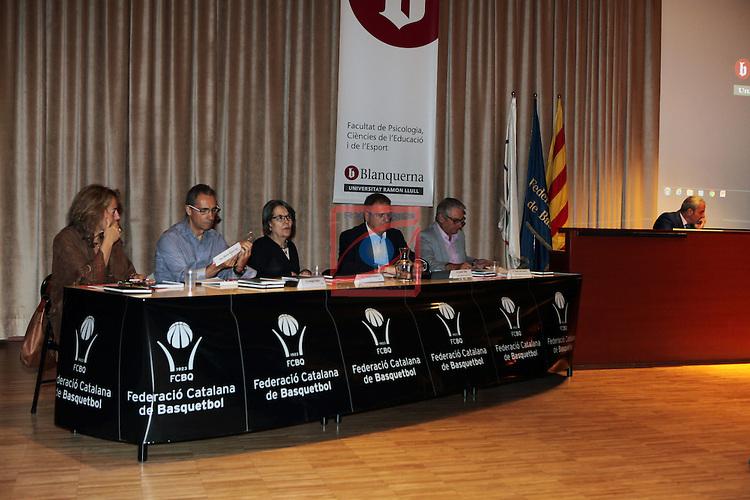 Federacio Catalana de Basquet.<br /> Assemblea General.