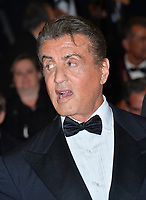"CANNES, FRANCE. May 24, 2019: Sylvester Stallone at the Hommage to Sylvester Stallone and screening of ""Rambo: First Blood"" at the Festival de Cannes.<br /> Picture: Paul Smith / Featureflash"