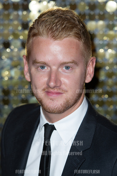 Sam Aston arriving for the 2014 British Soap Awards, at the Hackney Empire, London. 24/05/2014 Picture by: Dave Norton / Featureflash