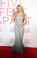 LOS ANGELES, CA - MARCH 7: Lili Reinhart, at The Premiere Of Lionsgate's &quot;Five Feet Apart&quot; at The Fox Bruin Theatre in Los Angeles, California on March 7, 2019. <br /> CAP/MPI/SAD<br /> &copy;SAD/MPI/Capital Pictures