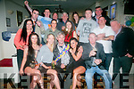 Thomas O'Brien, Tralee celebrates his 60th with family and friends at Joes Place Pembroke st on Saturday