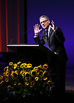 Martin Moran during the Celebrate the Life of Marin Mazzie Memorial Service at the Gershwin Theatre on October 25, 2018 in New York City.