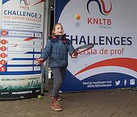 Rotterdam, Netherlands, 11 februari, 2017, ABNAMROWTT,  Challenges on the Markthal