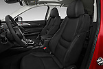 Front seat view of 2018 Mazda CX-9 Touring-FWD 5 Door SUV Front Seat  car photos