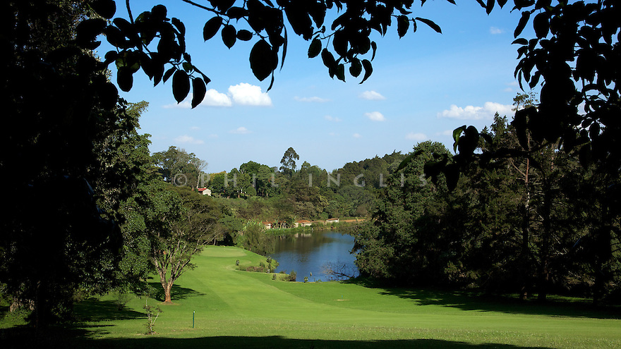Limuru Golf Club, Limuru, Kenya. Picture Credit / Phil Inglis