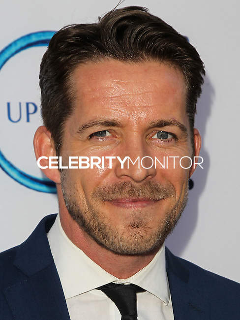 HOLLYWOOD, LOS ANGELES, CA, USA - SEPTEMBER 21: Sean Maguire arrives at the Los Angeles Screening Of ABC's 'Once Upon A Time' Season 4 held at the El Capitan Theatre on September 21, 2014 in Hollywood, Los Angeles, California, United States. (Photo by Celebrity Monitor)