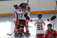 Juegos Mundiales 2013 Hockey Linea Canadá vs Republica Checa