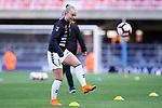 UEFA Women's Champions League 2018/2019.<br /> Quarter Finals.<br /> FC Barcelona vs LSK Kvinner FK: 3-0.<br /> Emilie Woldvik.