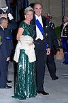 """PRINCESS ASTRID AND PRINCE LORENZ OF BELGIUM.Wedding of HRH the Hereditary Grand Duke and Countess Stéphanie de Lannoy.Gala Dinner at the Grand-Ducal Palace, Luxembourg_19-10-2012.Mandatory credit photo: ©Dias/NEWSPIX INTERNATIONAL..(Failure to credit will incur a surcharge of 100% of reproduction fees)..                **ALL FEES PAYABLE TO: """"NEWSPIX INTERNATIONAL""""**..IMMEDIATE CONFIRMATION OF USAGE REQUIRED:.Newspix International, 31 Chinnery Hill, Bishop's Stortford, ENGLAND CM23 3PS.Tel:+441279 324672  ; Fax: +441279656877.Mobile:  07775681153.e-mail: info@newspixinternational.co.uk"""