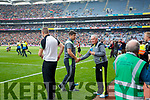 Kerry Manager Eamonn Fitzmaurice after his teams clash with Mayo in the All Ireland Semi Final Replay in Croke Park on Saturday.