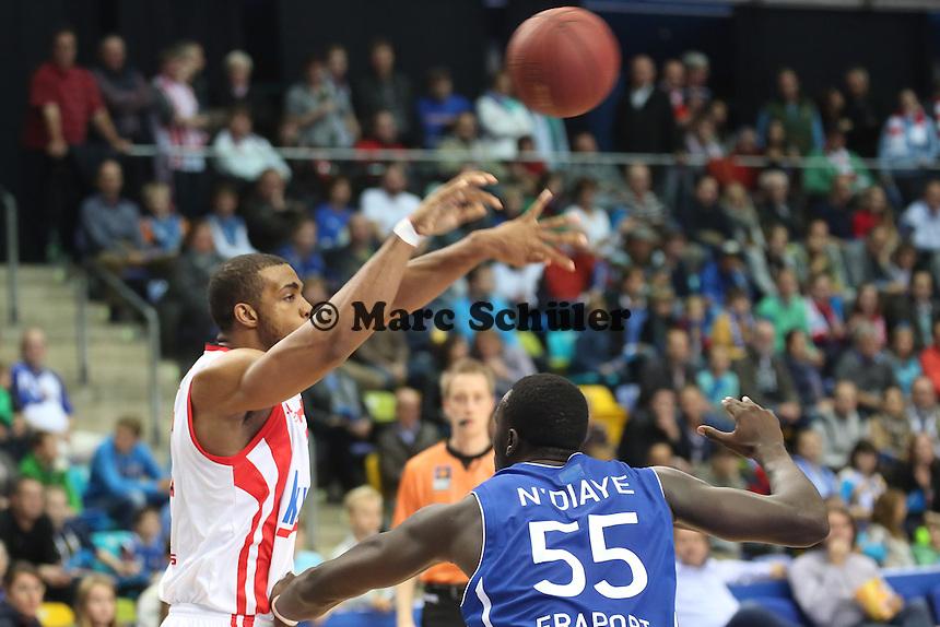 John Little (Wuerzburg) - Fraport Skyliners vs. s.Oliver Baskets Würzburg, Fraport Arena Frankfurt