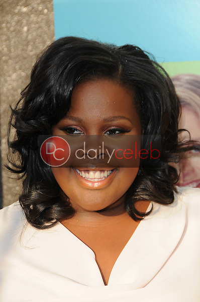Amber Riley<br />