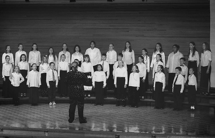 ACMS Children's Chorus concert