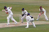 Sam Cook of Essex in batting action during Essex CCC vs Kent CCC, Bob Willis Trophy Cricket at The Cloudfm County Ground on 3rd August 2020