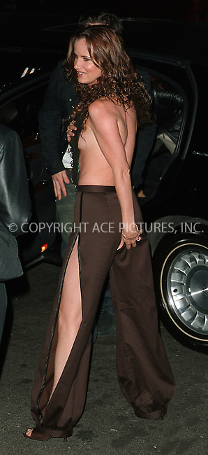 "Juliette Lewis arriving at Roseland Ballroom in New York for the premiere afterparty of ""Enough."" May 23, 2002. Please byline: Alecsey Boldeskul/NY Photo Press.   ..*PAY-PER-USE*      ....NY Photo Press:  ..phone (646) 267-6913;   ..e-mail: info@nyphotopress.com"