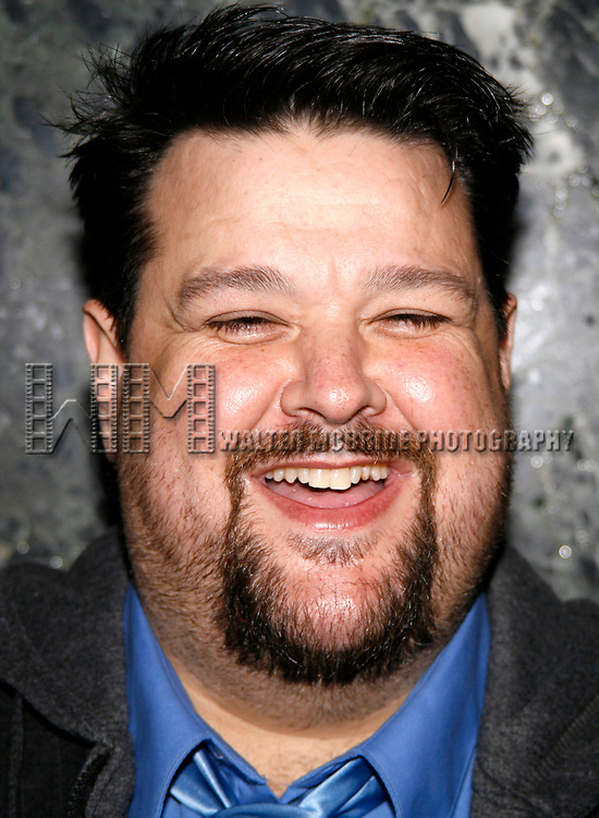 Chris March (Designer) attending the 2008 TDF Irene Sharaff Awards Ceremony at the Hudson Theatre in New York City.<br />March 28, 2008