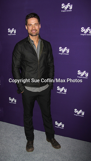 Syfy Upfront 2012 Was Held On April 24 2012 At The American Museum