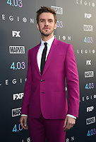 "LOS ANGELES, CA - APRIL 2: Dan Stevens attends the season two premiere of FX's ""Legion"" at the DGA Theater on April 2, 2018 in Los Angeles, California. (Photo by Frank Micelotta/FX/PictureGroup)"