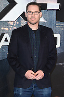Director, Bryan Singer<br /> at the &quot;X-Men Apocalypse&quot; premiere held at the IMAX, South Bank, London<br /> <br /> <br /> &copy;Ash Knotek  D3116  09/05/2016