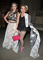 Afton McKeith and Gillian McKeith at the &quot;The Adoration Trilogy: Searching For Apollo&quot; by Alistair Morrison opening gala, Victoria &amp; Albert Museum, Cromwell Road, London, England, UK, on Monday 13 November 2017.<br /> CAP/CAN<br /> &copy;CAN/Capital Pictures