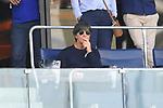 Der Bundestrainer Joachim L&ouml;w / Loew beim Spiel in der Fussball Bundesliga, TSG 1899 Hoffenheim - Hamburger SV.<br /> <br /> Foto &copy; PIX-Sportfotos *** Foto ist honorarpflichtig! *** Auf Anfrage in hoeherer Qualitaet/Aufloesung. Belegexemplar erbeten. Veroeffentlichung ausschliesslich fuer journalistisch-publizistische Zwecke. For editorial use only.