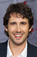 """HOLLYWOOD, LOS ANGELES, CA, USA - MARCH 11: Josh Groban at the World Premiere Of Disney's """"Muppets Most Wanted"""" held at the El Capitan Theatre on March 11, 2014 in Hollywood, Los Angeles, California, United States. (Photo by Xavier Collin/Celebrity Monitor)"""