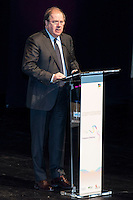 "President of Castilla y Leon, Juan Vicente Herrera during the closing of International Congress ""Woman and Disability"" at congress center ""Lienzo Norte"" in Avila, Spain. March 01, 2017. (ALTERPHOTOS/BorjaB.Hojas)"