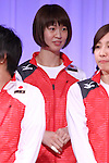 Saori Kimura (JPN), <br /> JULY 20, 2016 - Volleyball : <br /> Japan women's national volleyball team send-off party <br /> for the Rio 2016 Olympic Games in Tokyo, Japan. <br /> (Photo by AFLO SPORT)