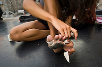 Parsons Dance, compagnia di danza moderna del coreografo americano David Parsons